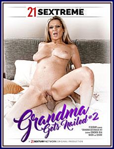 Grandma Gets Nailed 2 Porn DVD