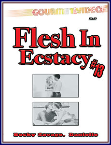 Flesh In Ecstacy 13 Porn DVD
