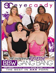 BBW Gangbang porno
