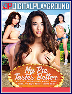 My Pie Tastes Better Porn DVD