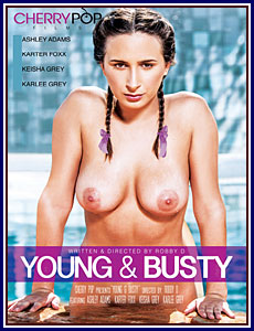 Young and Busty Porn DVD