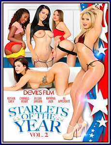 Starlets of the Year 2 Porn DVD