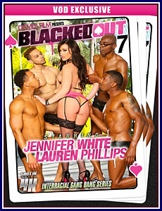 Blacked Out 7 Porn DVD