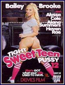 Tight Sweet Teen Pussy 12 Porn DVD