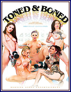 Toned and Boned Porn DVD