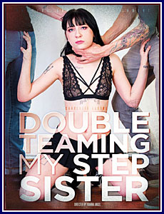 Double Teaming My Step Sister Porn DVD
