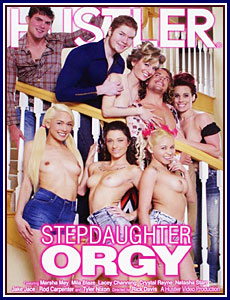 Stepdaughter Orgy Porn DVD