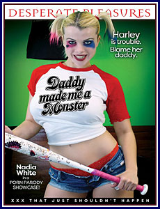 Daddy Made Me A Monster Porn DVD