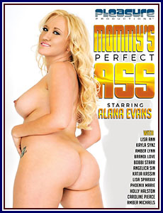 Mommy's Perfect Ass Porn DVD