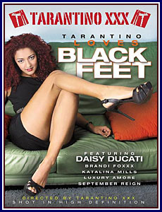 Tarantino Loves Black Feet Porn DVD