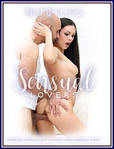Sensual Lovers Porn DVD