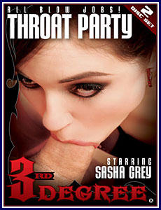 Throat Party Porn DVD