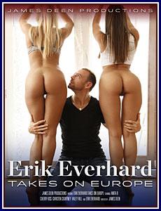 Erik Everhard Takes On Europe Porn DVD
