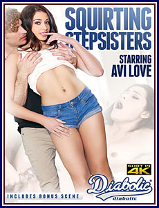 Squirting Stepsisters Porn DVD
