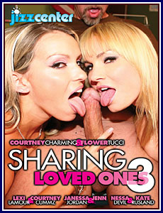 Sharing Loved Ones 3 Porn DVD