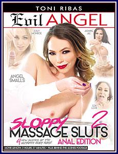 Sloppy Massage Sluts 2 Porn DVD