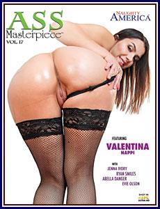 Ass Masterpiece 17 Porn DVD