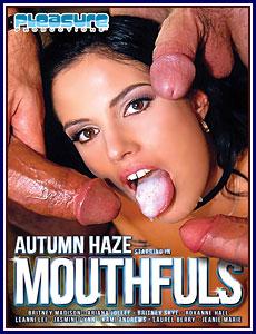 Mouthfuls Porn DVD