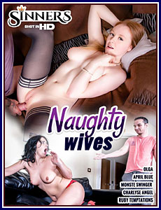 Naughty Wives Porn DVD