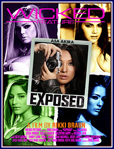Exposed Porn DVD