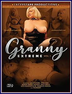 Granny Extreme Porn DVD