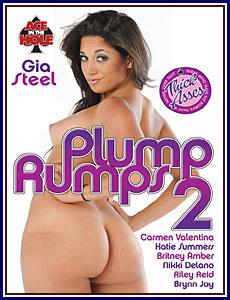 Plump Rumps 2 Porn DVD