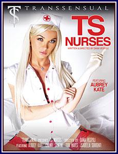 TS Nurses Porn DVD