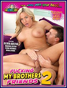 Fucking My Brothers Friends 2 Porn DVD