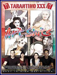 Art Sluts Porn DVD