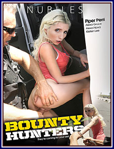 Bounty Hunters Porn DVD