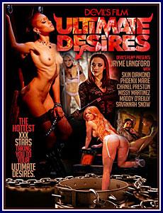 Ultimate Desires Porn DVD