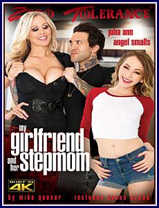 My Girlfriend and Her Stepmom Porn DVD