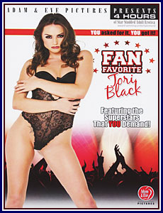 Fan Favorite: Tori Black Porn DVD