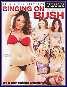 Binging On Bush Porn DVD