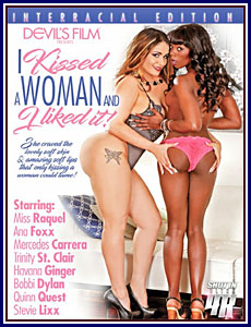 I Kissed A Woman And I Liked It Porn DVD