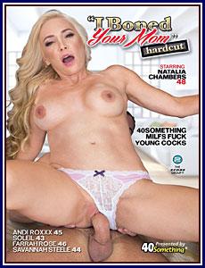 I Boned Your Mom Hardcut Porn DVD
