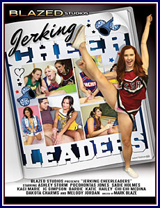 Jerking Cheerleaders Porn DVD