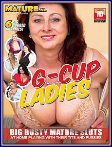 G-Cup Ladies Porn DVD