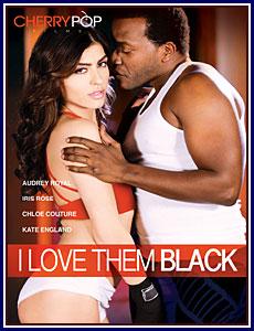 I Love Them Black Porn DVD