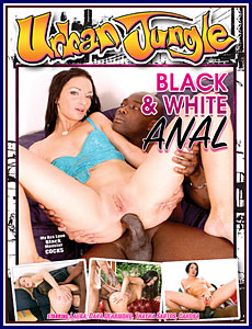 Black and White Anal Porn DVD