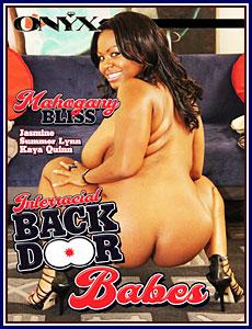 Interracial Backdoor Babes Porn DVD