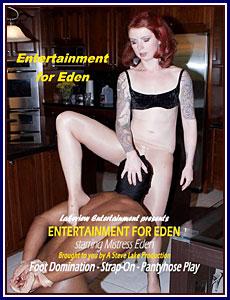 Entertainment For Eden Porn DVD