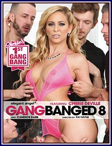 Gangbanged 8 Porn DVD