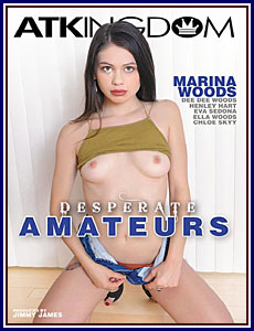 Desperate Amateurs Porn DVD