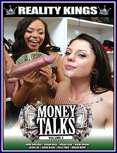 Money Talks 2 Porn DVD