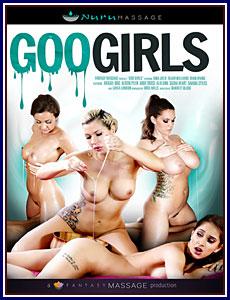 Goo Girls Porn DVD
