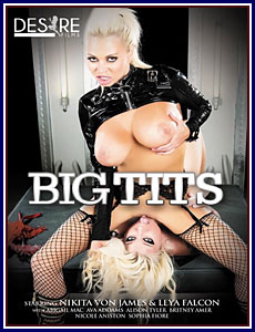 Big Tits Porn DVD