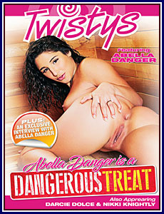 Abella Danger is A Dangerous Treat Porn DVD