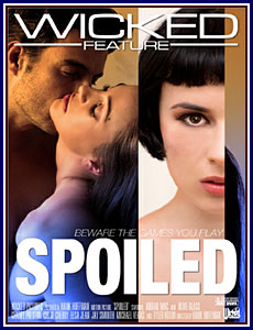 Spoiled Porn DVD