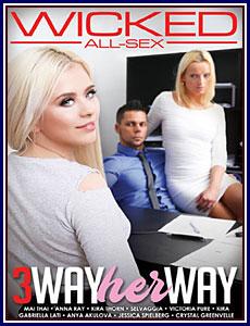 3 Way Her Way Porn DVD